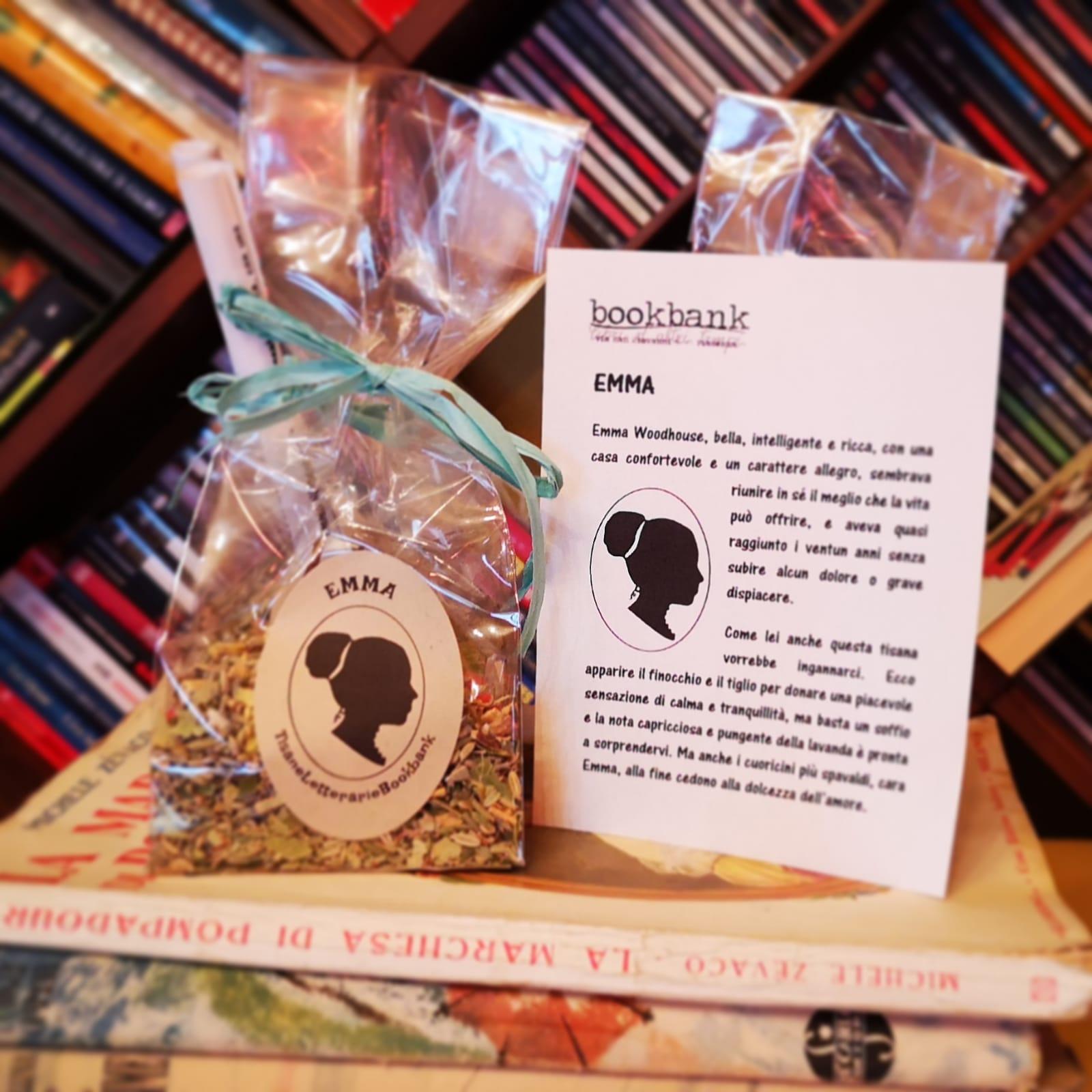 emma tisana letteraria Bookbank